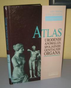 Atlas urođenih anomalija spoljašnjih genitalnih organa