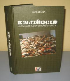 KNJIGOCID uništavanje knjiga u Hrvatskoj 1990-ih