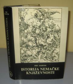 Istorija nemačke književnosti Fric Martini