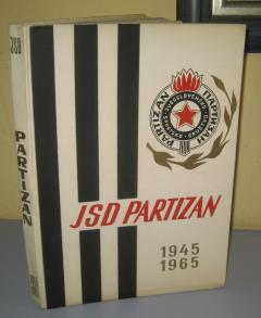 JSD PARTIZAN 1945 - 1965