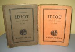 IDIOT , F.M. Dostojevski