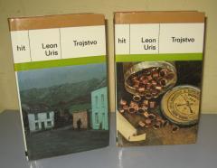 TROJSTVO 1 i 2 , Leon Uris