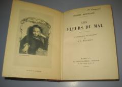 CVEĆE ZLA Bodler Les Fleurs du Mal 1927