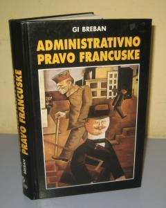 Administrativno pravo Francuske Gi Breban