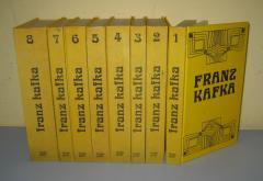 Kafka komplet 8 knjiga