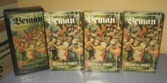 KAMEN MOĆI 1 -3 , Hans Beman