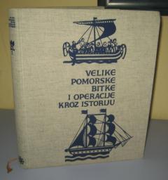 Velike pomorske bitke i operacije kroz istoriju