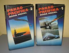 PAKAO PACIFIKA 1 i 2 , Boris Prikril