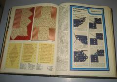 Ručni radovi 1 i 2 pletenje kukičanje vez šivenje