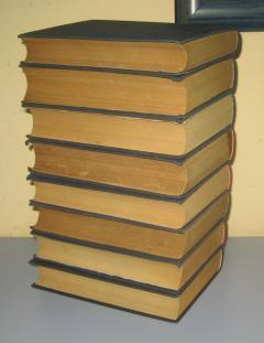 HUTTE inženjerski priručnik komplet 8 knjiga