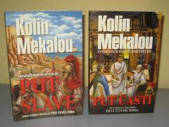 PUT ČASTI + PUT SLAVE , Kolin Mekalou