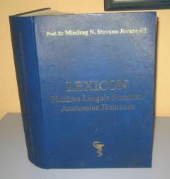 LEXICON Pluribus Lingus Scriptum ANATOMIAE HUMANAE