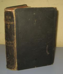NEW TESTAMENT Revised Version Cambridge 1881