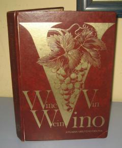 Monografija o španskim vinima