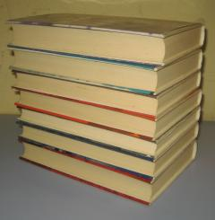 Christian BERNANDAC komplet 7 knjiga