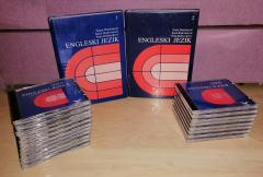 ENGLESKI JEZIK 1 i 2 + diskovi