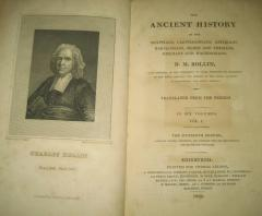 The Ancient History of the Egyptians , Carthaginians , Assyrians , Babylonians