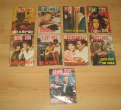 Eliot Nes pisani romani komplet 19 brojeva