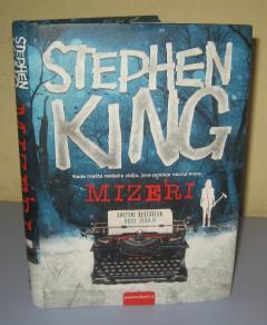 MIZERI , Stiven King