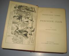 Pickwick Papers Pickwick Club