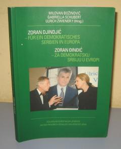 ZORAN ĐINĐIĆ za demokratsku Srbiju u Evropi