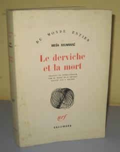 Derviš i smrt Meša Selimović na francuskom jeziku