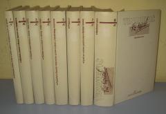 Tin Ujević komplet 8 knjiga