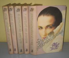 Mari Luis Fišer 5 knjiga