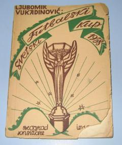 FUTBALSKI SVETSKI KUP 1938 , Ljubomir Vukadinović