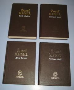 PUTEVI NESREĆE 1 - 4 komplet , Žozef Kesel