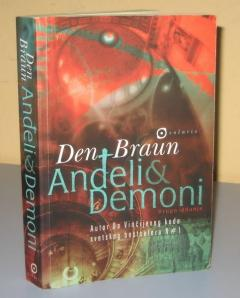 ANĐELI I DEMONI , Den Braun