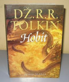 HOBIT Dž. R. R. Tolkin ilustrovano izdanje