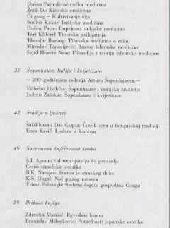 Istočnjačka medicina : časopis Kulture istoka
