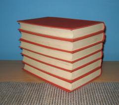 Kronin 6 knjiga