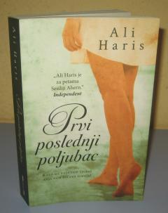 PRVI POSLEDNJI POLJUBAC Ali Haris