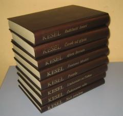 Žozef Kesel komplet 8 knjiga