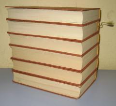 Gete komplet 6 knjiga na nemačkom jeziku 1940