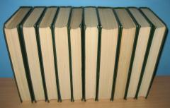 Čehov komplet 10 knjiga na ruskom jeziku