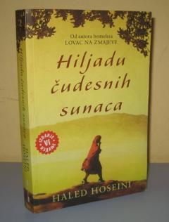 HILJADU ČUDESNIH SUNACA , Haled Hoseini