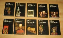 Meša Selimović komplet 10 knjiga