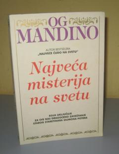 NAJVEĆA MISTERIJA NA SVETU , Og Mandino