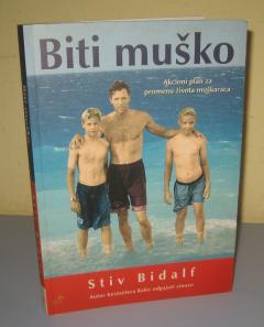 BITI MUŠKO , Stiv Bidalf