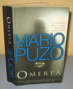 OMERTA Mario Puzo ***RASPRODATO****