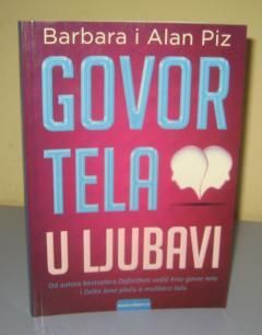 GOVOR TELA U LJUBAVI , Barbara i Alan Piz
