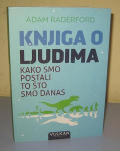 KNJIGA O LJUDIMA , Adam Raderford
