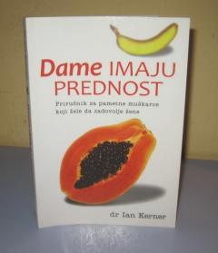 DAME IMAJU PREDNOST , dr Ian Kerner