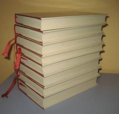 Gete komplet 8 knjiga