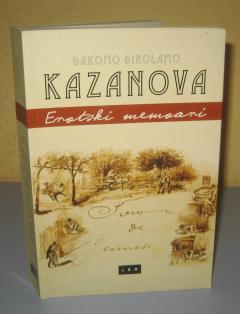 KAZANOVA erotski memoari