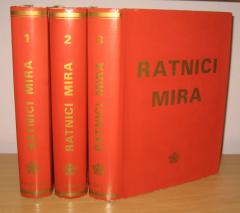 RATNICI MIRA 1- 3  RAT - HLADNI RAT - SPECIJALNI RAT