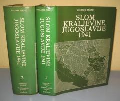 SLOM KRALJEVINE JUGOSLAVIJE 1941 1 i 2